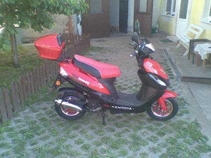 FOTKA - muj dopravní prostředek :))