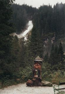 FOTKA - Krimmlerské vodopády 1