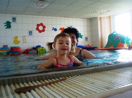 FOTKA - Sonička - plavání Žabiček