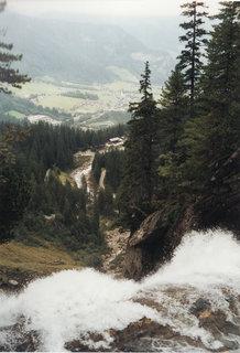 FOTKA - Krimmlerské vodopády 2