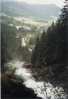 FOTKA - Krimmlerské vodopády 3