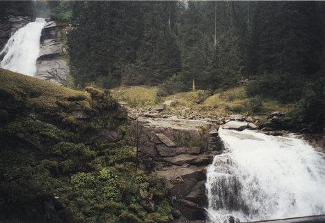 FOTKA - Krimmlerské vodopády 5