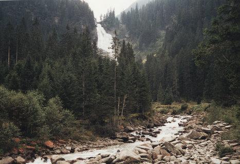 FOTKA - Krimmlerské vodopády 7