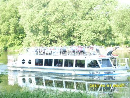 FOTKA - Batův kanál , řeka Morava