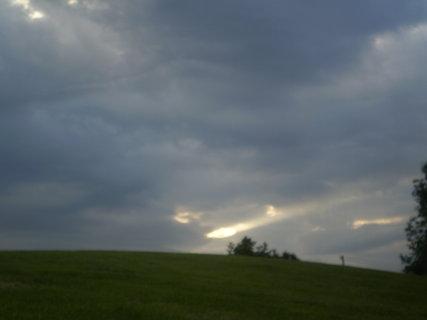 FOTKA - před západem slunce