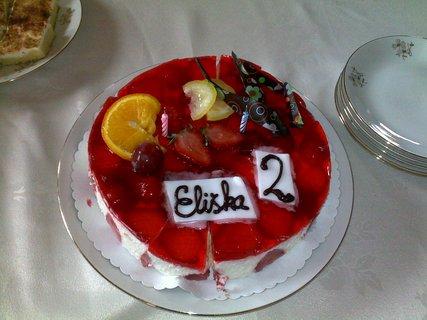 FOTKA - ELIŠKA 2 roky