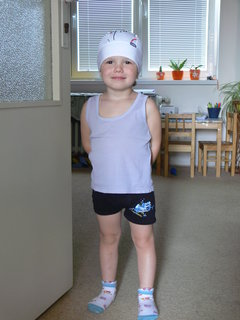 FOTKA - Uz jsem velkej kluk...:)