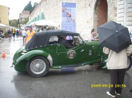FOTKA - zelený veterán-Pisa