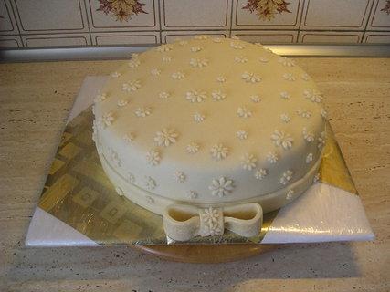 FOTKA - dort svatební