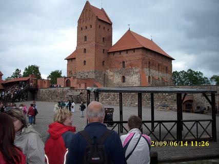 FOTKA - hrad Trakai