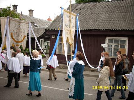 FOTKA - Trakai-průvod