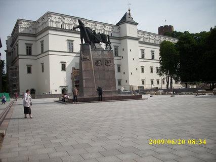 FOTKA - Město Vilnius