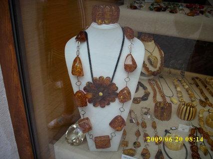FOTKA - Jantarové šperky