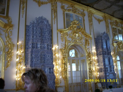 FOTKA - Jekatěrinský Palác  v Puškino*