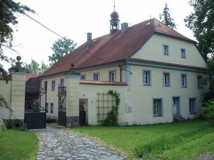 FOTKA - opravený starý mlýn