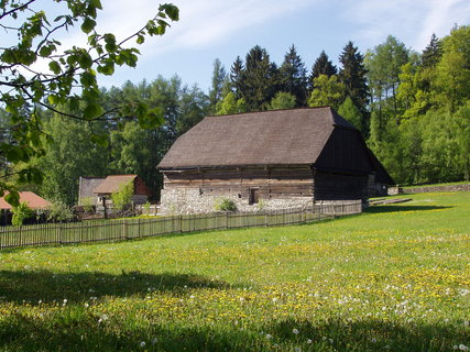 FOTKA - Chanovice - záchranný skanzen lidové architektury jihozápadních Čech