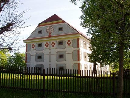FOTKA - Chanovice  - starší část vesnice je navržena k vyhlášení na památkovou zónu