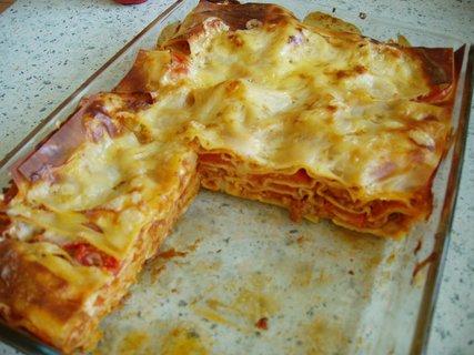FOTKA - lasagne ****