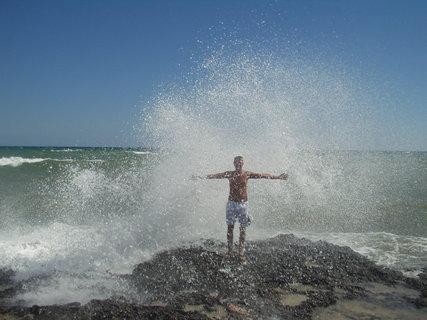FOTKA - Mořská fontána