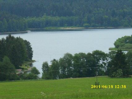 FOTKA - Pohled na Lipenskou nádrž