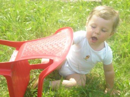FOTKA - Moje židlička