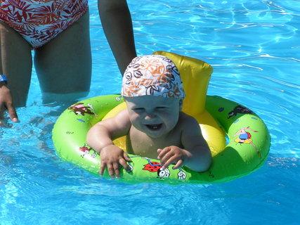 FOTKA - Malý plaváček