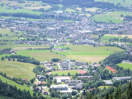 FOTKA - Pohled na Saalfelden a Ritzensee 2