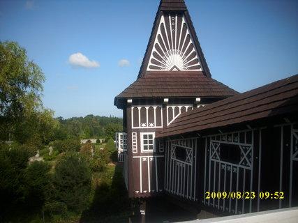 FOTKA - Nové Město nad Metují- Jurkovičův krytý most