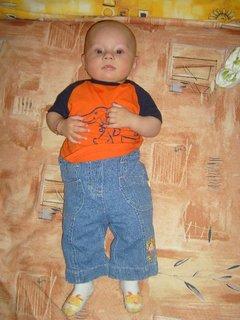 FOTKA - syn od neteře - 4 měsíce