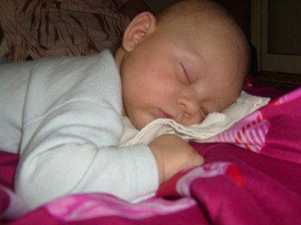 FOTKA - syn od neteře - 4 měsíce..