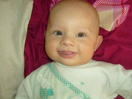 FOTKA - syn od neteře - 4 měsíce..,