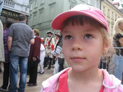 FOTKA - korunovačné slávnosti v Bratislave.