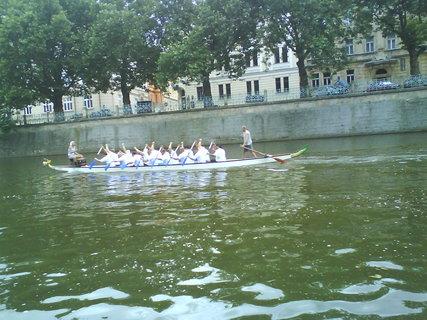 FOTKA - z�vody dra��ch lod�....