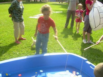 FOTKA - dětský den v parku