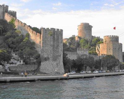 FOTKA - Istambulské hradby