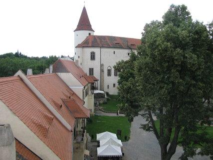 FOTKA - Pohled z hradní věže 2