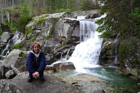FOTKA - Studenovodské vodopády