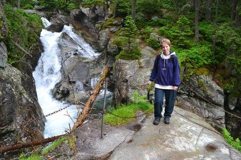 FOTKA - U Malého vodopádu