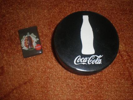 FOTKA - dárky z coca coly