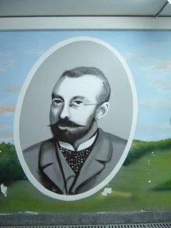 FOTKA - Podchod vlak. nádraží Poděbrad,,,,