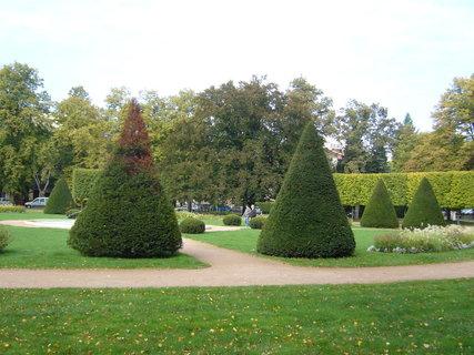 FOTKA - Lázeňský park