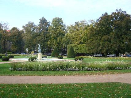 FOTKA - Lázeňský park.