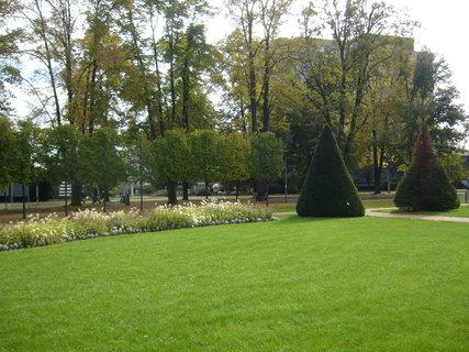 FOTKA - Lázeňský park...........