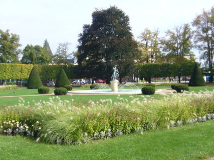 FOTKA - Lázeňský park................
