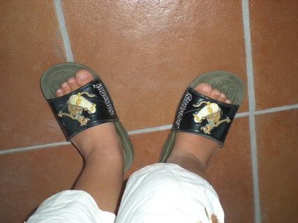 FOTKA - kozi nohy:-)