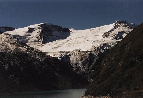 FOTKA - Kaprun, přehrada Mooserboden 3