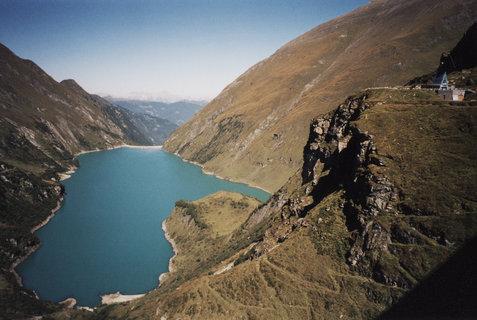 FOTKA - Kaprun, přehrada Mooserboden 7