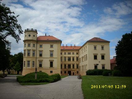 FOTKA - Zámek- Strážnice