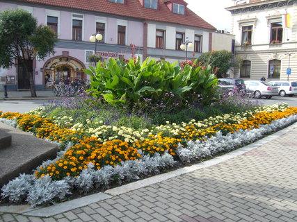 FOTKA - Náměstí v Poděbradech