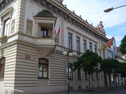 FOTKA - Náměstí v Poděbradech.